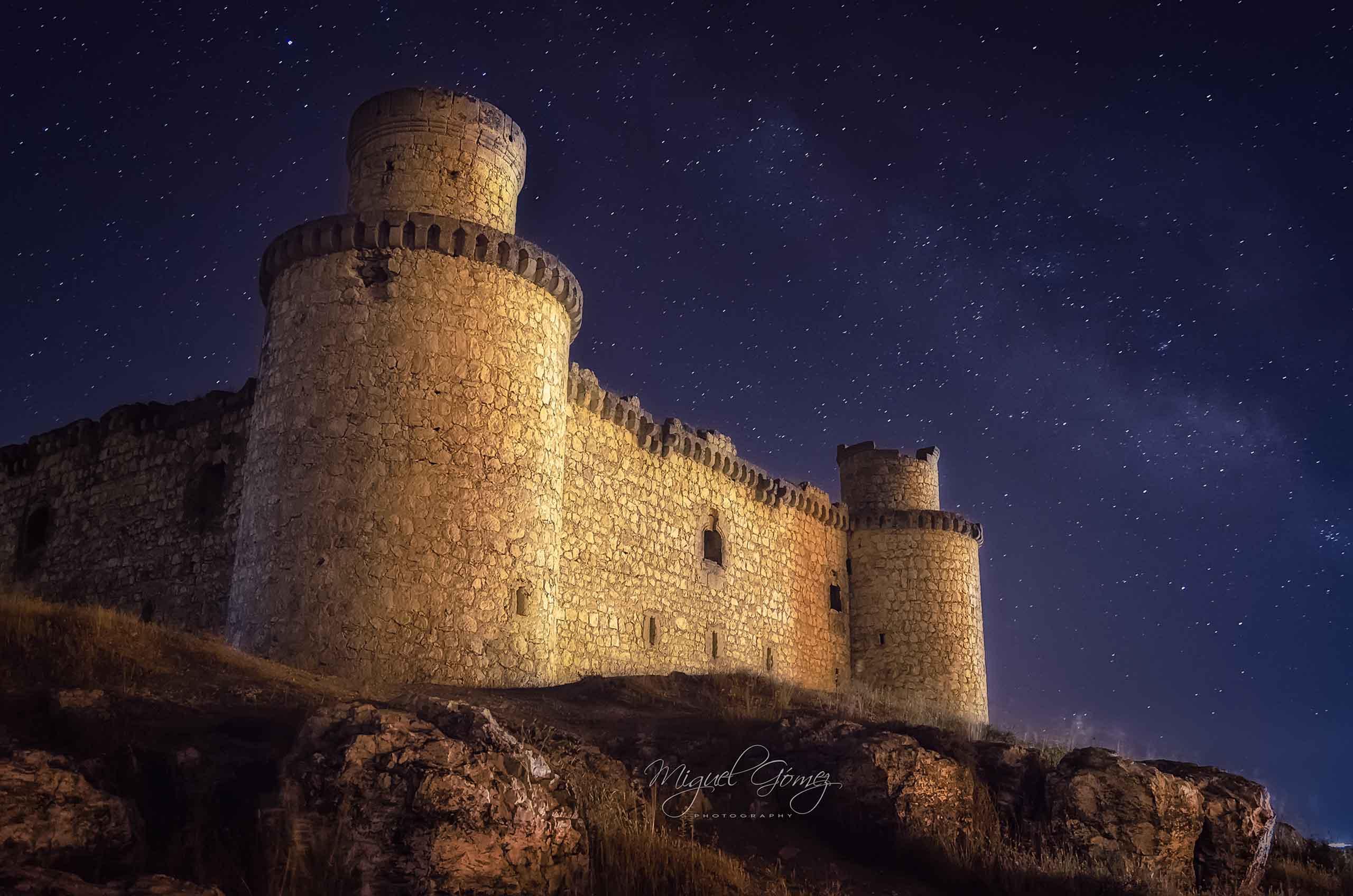 Nocturna - Castillo de Barcience